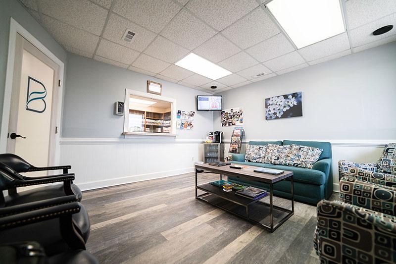 Breeze Dental Patient Reception